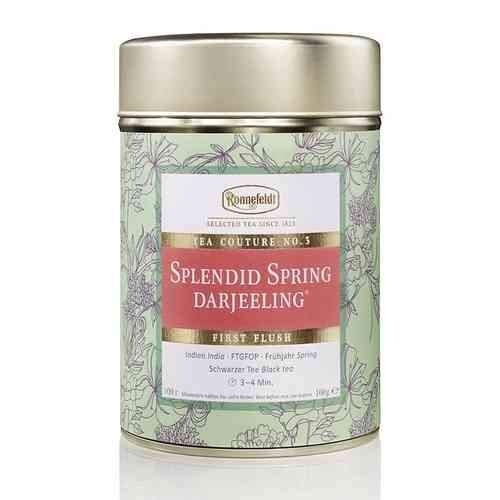 TeaCouture No.3 Spring Darjeeling*