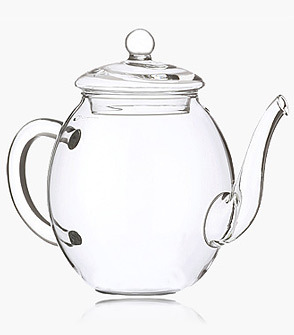 Glas Teekanne creano glas teekanne 500ml hoch n de shop