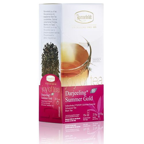 Joy of Tea Darjeeling Bio