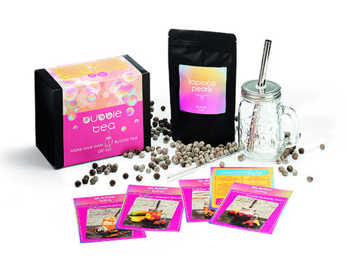 Bubble Tea - Geschenke Set